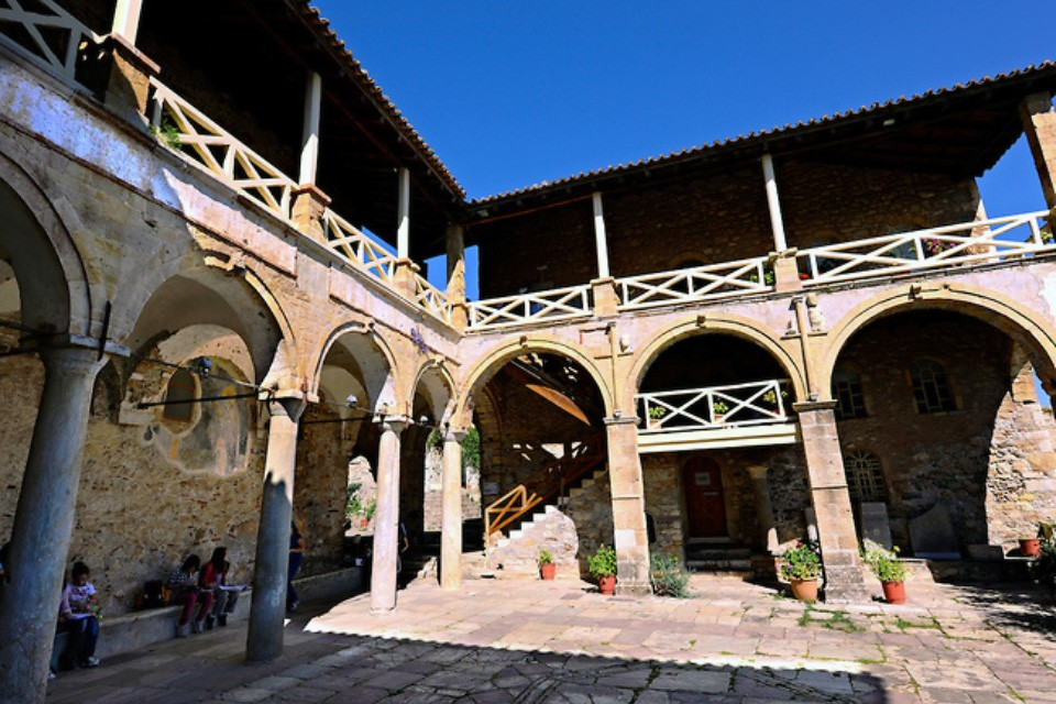 Culture Museum of Mystras